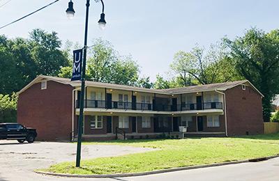 Lambuth Flats Apartments for Rent Jackson TN